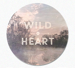 Faunascapes Plywood Print Wild at Heart